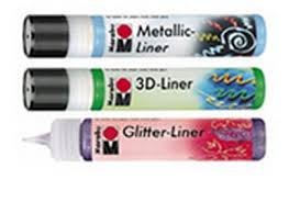 Marabu Metallic-Liner