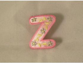 letters kind roze
