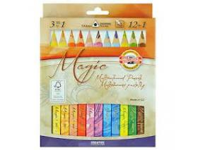 KOH-I-NOOR multicoloured sets