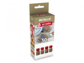 Metallic verf