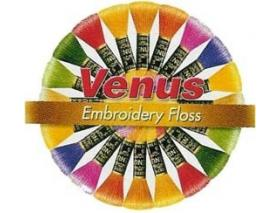 Venus Embroidery floss