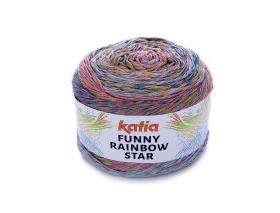 Funny Rainbow Star