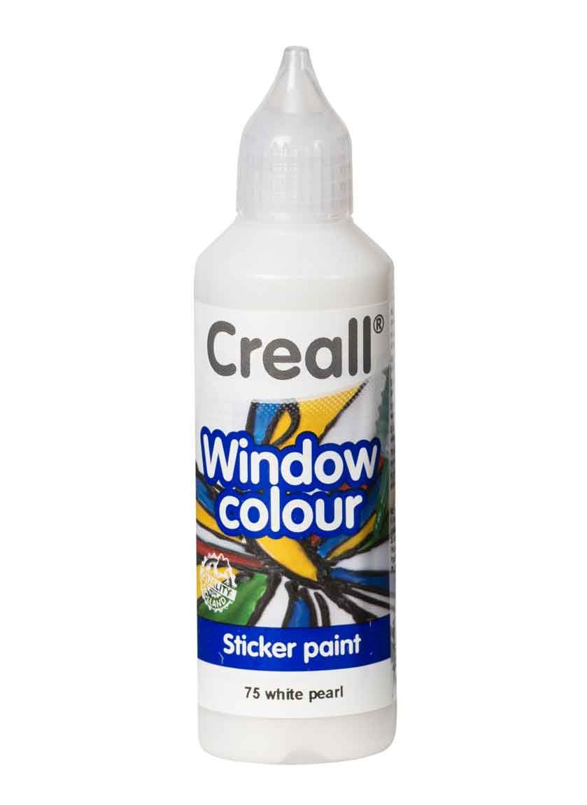 Creall Window Color/stickerverf