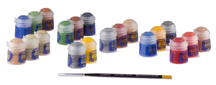 Citadel - Layer Paint