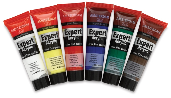 Amsterdam expert acryl